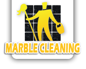 Marble Cleaining Logo